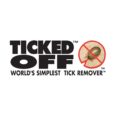 Ticked off logo